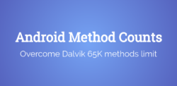 Android Method Counts