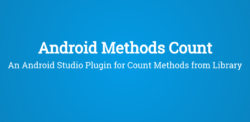 Android Methods Count - Android Studio Plugin