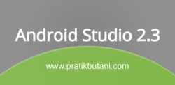 Announced Android Studio 2.3